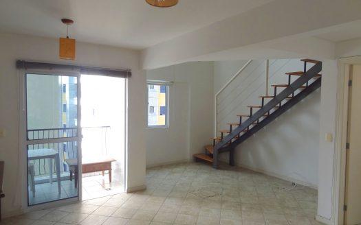 Apartamento duplex batel