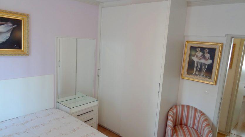 Apartamento 3 quartos em frente à Praça do Japão