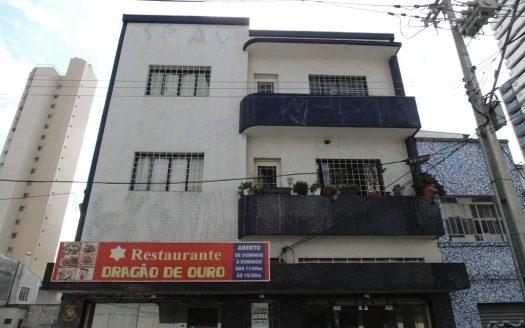 Apartamento com 2 quartos no Centro de Curitiba