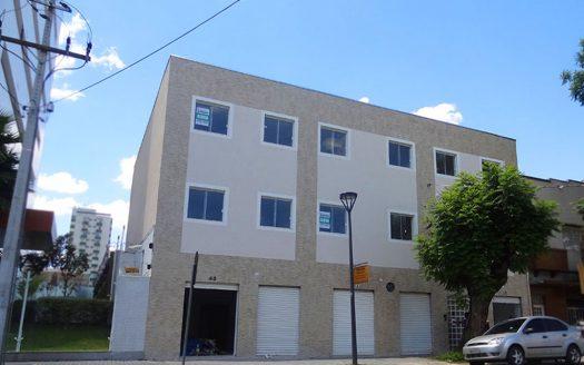 Apartamento 2 quartos, primeira locação no Rebouças