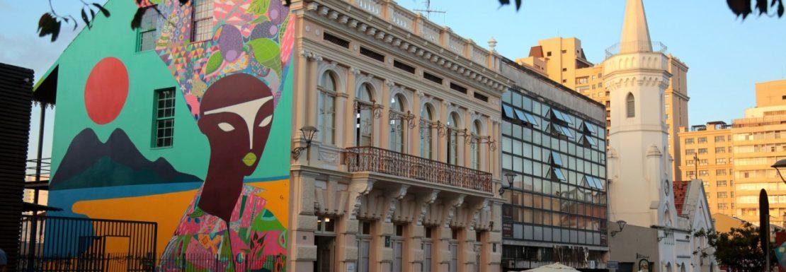 Arte Urbana em Curitiba